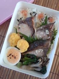 ぶりの塩糀焼き弁当 - 東京ライフ