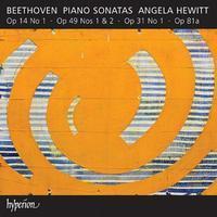 Beethoven: P-Sonatas Vol.6 #26 Op.81a Etc@Angela Hewitt - MusicArena