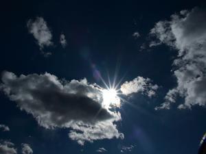 弾丸☆富士五湖巡り!再び~♪ 其の0 - 青空 白雲 私のすきなもの