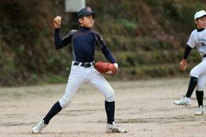 平成29年1月練習風景9 - 福知山ボーイズクラブ