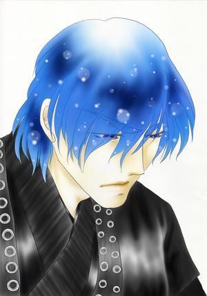 前髪 - indigo&madder~信義~シンイの小部屋
