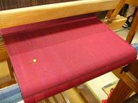昼夜織り、朱子織り、マット - テキスタイルスタジオ淑blog