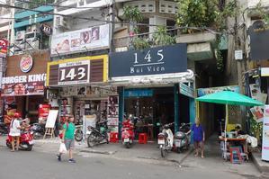 2016-'17 年越しベトナム~バックパッカー街のオサレなブンチャー屋さん「Bun Cha 145 BUI VIEN」 - LIFE IS DELICIOUS!