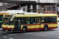 (2017.1) 都営バス・B-M202 - バスを求めて…