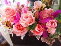 本日☆1月17日火曜日☆営業時間変更のお知らせ - ルーシュの花仕事