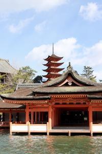 【厳島神社】広島旅行 - 3 - - うろ子とカメラ。