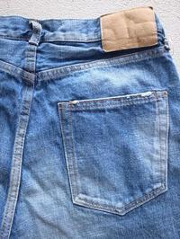 Ordinary fits 5ポケットアンクルデニム USED WASH - 【Tapir Diary】神戸のセレクトショップ『タピア』のブログです
