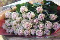 誕生日の花束♪ - Reon&Roses+Lara