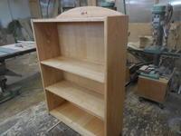 本棚の納品 終わりました。 - 手作り家具工房の記録