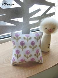 ピンクッション - Bloom のんびり日記