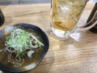 若葉町に新しい立ち飲み - 実録!夜の放し飼い (横浜酒処系)