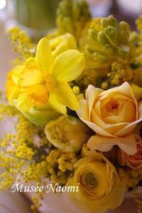 アトリエ便りはじめました - Musee Naomi「花とくらしの12カ月」
