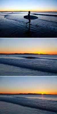 2017/01/17(TUE) 穏やかな海になりました。 - SURF RESEARCH