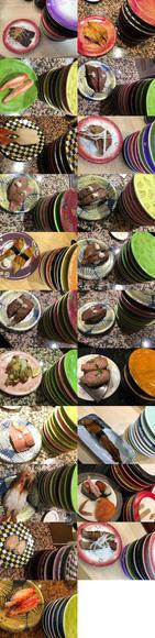ゆく皿くる皿 - 旅とダイビングの写真帳
