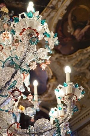 ヴェネツィア・バロックへ(カ・レッツォーニコ) - まるのたまゆら雑記帳