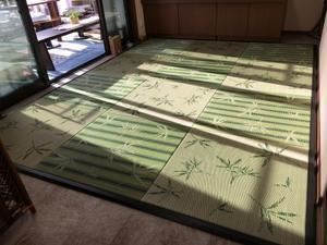 ユニット畳 - 中島産業五代目のよしなしごと