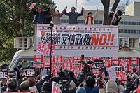 安倍政権NO!+野党共闘★0114 大行進 in 渋谷 - ムキンポの exblog.jp