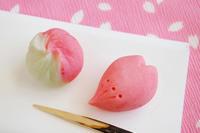 いよいよ3月1日! - 簡単電子レンジで作れる和菓子 鳥居満智栄の和菓子日和