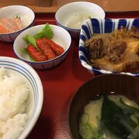 四品定食@かっぽうぎ 大阪 - 香港と黒猫とイズタマアル2