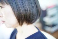 バッサリ切って縮毛矯正で自然な内巻きボブにになりました(^^♪ - 浜松市浜北区の美容室 SKYSCAPE(スカイスケープ) 店長の鶸田(ひわだ)のブログです