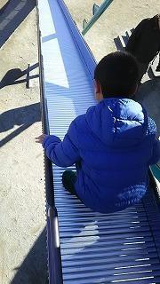 寒波だ!公園だ! - ~ワンパク五歳児子育て中~