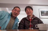 Leica M4の話しで盛り上がった! - 写真家 永嶋勝美の「散歩の途中で . . . !」(DGSM Print)