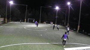 UNO 1/17(火) at UNOフットボールファーム -
