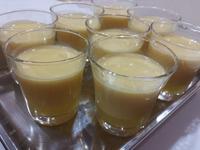 オレンジゼリー - ギャラリー 茶房 - 侘助 -