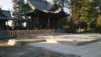 いまの阿蘇神社 - そばやの娘の話