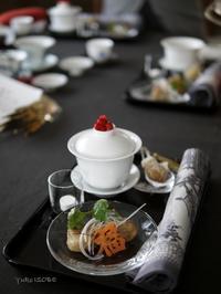 大根餅2017 - お茶をどうぞ♪