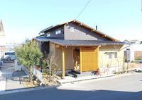 今月末見学会 終の住処-三方原- 外観写真 - 桂建設の日々ブログ