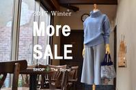 """2017 Winter More SALE !...1/18wed"" - SHOP ◆ The Spiralという館~カフェとインポート雑貨のある次世代型セレクトショップ~"