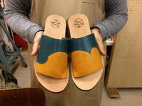 COOL サンダル! - 手づくり靴 仄仄工房(ホノボノコウボウ)