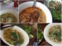 ルアンパバーンで食べたもの - melancong