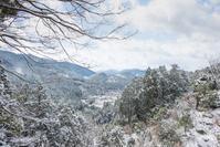 雪景色を撮る2 - 田舎暮らしの写真家KENZO