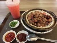 熱々辛々が美味しいClaypot Chicken Rice(マリーナスクエア) - 気になるシンガポール+α by Lee