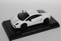 1/64 Kyosho Lamborghini KARUWAZA Online Limited Gallardo LP550-2 Tricolore - 1/87 SCHUCO & 1/64 KYOSHO ミニカーコレクション byまさーる