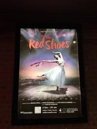 マシューボーンのThe Red Shoesを観る (旅行お出かけ部門) - Chakomonkey Everyday in London
