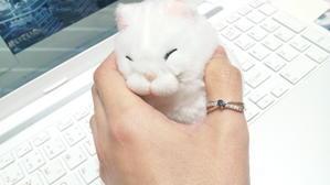 指が痩せすぎて - azure