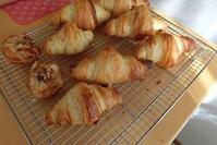 クロワッサン祭り♪ - おうちパン教室「tiedeur*(ティエドゥール)」