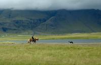 2016 夏ー南アイスランド 車窓の風景 - Mitokoのパリ日記