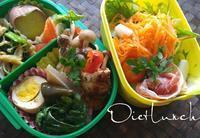 娘のダイエット弁当7 - 料理研究家ブログ行長万里  日本全国 美味しい話