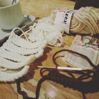 編み物楽しいぜー♪ - Hapi*Hopi