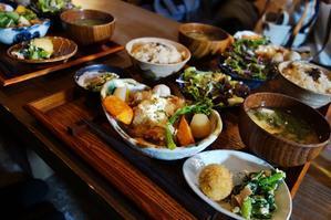 パブリックキッチン@吉祥寺で野菜たっぷり玄米ランチ - LIFE IS DELICIOUS!
