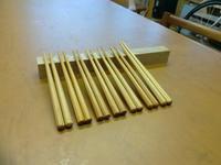 子供用のお箸 - woodworks 季の木  日々を愉しむ無垢の家具と小物