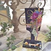 リクエストレッスンとアイシングクッキーレッスン - *kiko's  diary* 京都でプリザやリースなどの花雑貨とお庭のお店[Breath Garden]をしています!