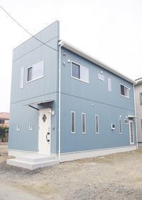 完成見学会(1月21・22日)① - 亀工房で家を建てる