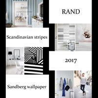 Scandinavian Stripes Wallpaper!! - 「わ」が綴る日記