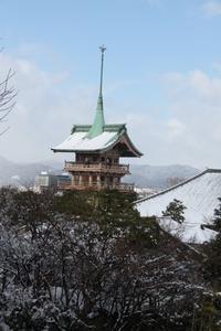 雪・京都高台寺 - 浜千鳥写真館