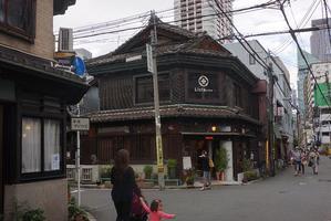 大阪市の中崎町 - レトロな建物を訪ねて
